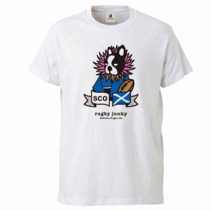 SCO半袖TEE(ホワイト)