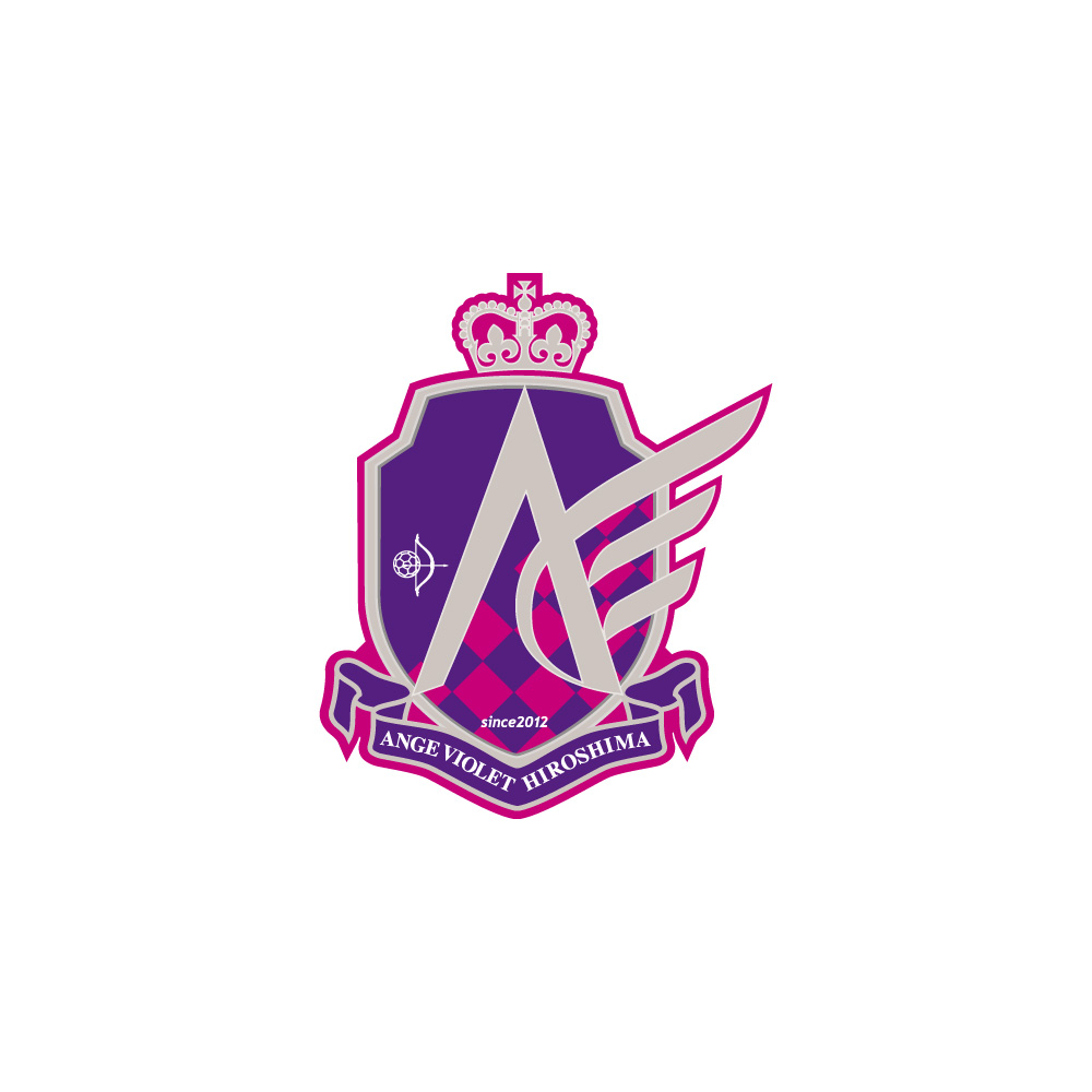 アンジュヴィオレ広島ロゴ